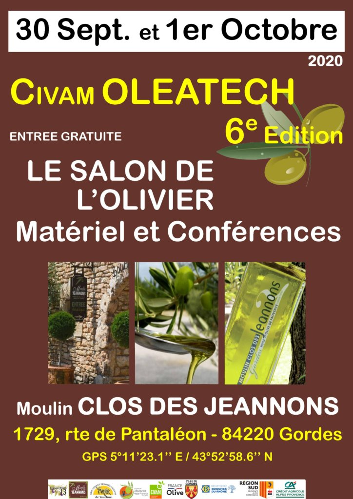 Affiche OLEATECH